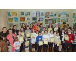 Учні ЧДХШ ім. І.Ю. Рєпіна – переможці Міжнародного та обласного конкурсів малюнку на грецьку тематику.