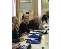 Галина Мінаєва запрошена на Загальні збори АМУ
