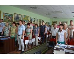 Засідання ІХ чергової сесії Чугуївської міської ради VII скликання