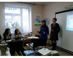 ММО вчителів англійської мови: педагоги опрацьовують нагальні проблеми