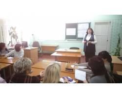 """Вчителі початкових класів готуються до зустрічі з учнями \""""Нової української школи\"""""""