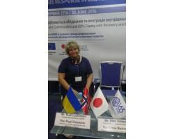 «Криза на Східній Україні: як відбувається об'єднання та інтеграція внутрішньо переміщених осіб у громадах?»