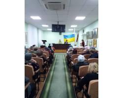 Міський голова Галина Мінаєва провела нараду з головами вуличних комітетів міста