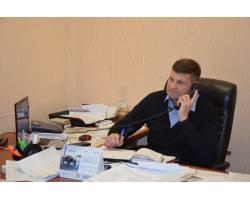 Відбулася пряма лінія телефонного зв'язку заступника міського голови з питань діяльності виконавчих органів ради АПОСТОЛА О.І.