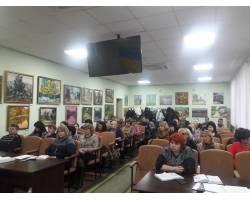 Засідання організаційного комітету з підготовки та проведення Нового року та Різдва Христового