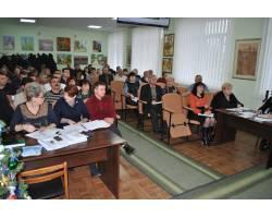 Відбулося засідання ХХVІІ чергової сесії Чугуївської міської ради VII скликання