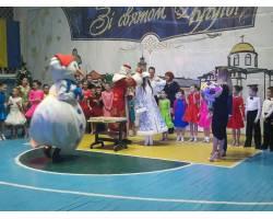Звітний концерт колективу спортивно - бального танцю «Top – Dance»