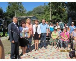 Проекти, реалізовані в 2017 році Територіальним центром соціального обслуговування (надання соціальних послуг) Чугуївської міської ради.