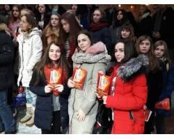 Профорієнтація: учні шкіл м.Чугуєва відвідали Київський університет культури та містецтв