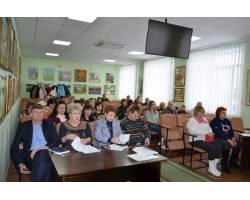 Відбулося перше засідання організаційного комітету з підготовки та відзначення 380-річчя з Дня заснування міста Чугуєва