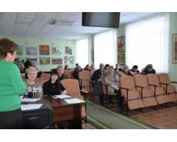 Відбулася нарада з суб'єктами господарювання м. Чугуєва