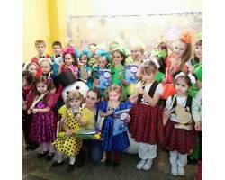 """10 лютого танцювальний колектив \""""FEERIYA\"""" Культурного центру «Імідж», брав участь у Третьому Всеукраїнському фестивалі-конкурсі хореографічного мистецтва «DK DANCE FEST» у місті Харків."""
