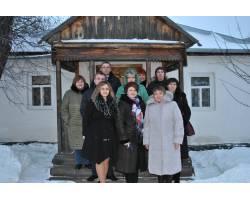 28 лютого з робочим візитом Чугуїв відвідала делегація з Міністерства культури України