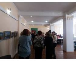 У виставкому залі КЦ «Імідж» пройшов ще один концерт для підопічних територіального центру, присвячений 8 Березня.