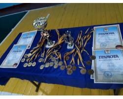 Відбулися міські змагання з баскетболу