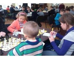 Школярі стали учасниками обласних змагань з шахів