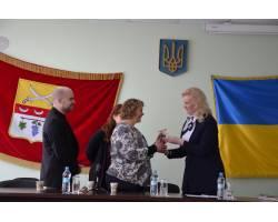 В залі засідань Чугуївської міської ради відбулося засідання робочої групи з підвищення ефективності діяльності за напрямком місцева демократія та взаємодія з громадськістю  в рамках проекту «Партисипативна демократія та обґрунтовані рішення на місцевому рівні в Україні»