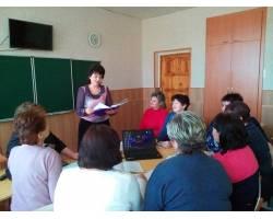 Робота ММО вчителів початкових класів