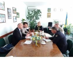 Представники Консультативної місії Європейського Союзу в Україні завітали до міської ради