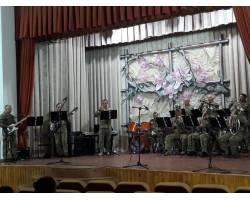 Концерт присвячений святкуванню річниці формування 22-го окремого механізованого батальйону