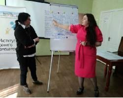 Налагодження співпраці з громадами Харківської області для розвитку системи раннього втручання