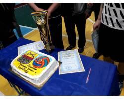 Кубок кращої команди міста Чугуєва з волейбола