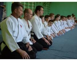 Відкритий тренінг-семінар по Айкидо і Будо