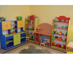 Чугуївський дошкільний навчальний заклад (ясла-садок) №2 готується зустріти своїх маленьких вихованців.
