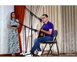Нагородження переможців літературного фестивалю  «Сиреневый май»