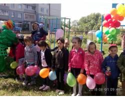 День захисту дітей в ДНЗ № 12