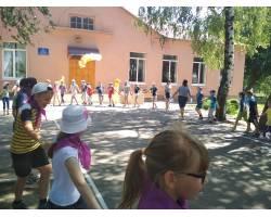 Пришкільний табір«Росинка» розпочав роботу
