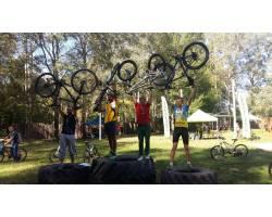 Как в Чугуеве праздновался День физической культуры и спорта