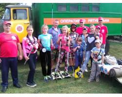 Учні міста Чугуєва пройшли тренування у Школі Джур козацьких