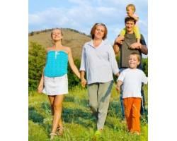 Объявление о собрании многодетных семей