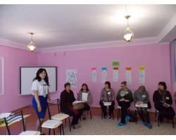 Тренінг педагогів ДНЗ у рамках Проекту «Вчимося жити разом» у м. Чугуєві