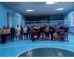 9 листопада пройшло відкриття Першості міста Чугуєва з волейболу серед аматорських команд міста.