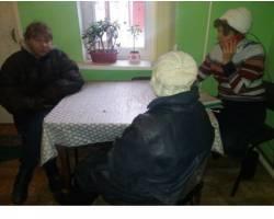 Про роботу з бездомними особами в місті Чугуєві