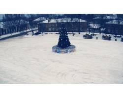 «Зимові старти» на площі Соборній