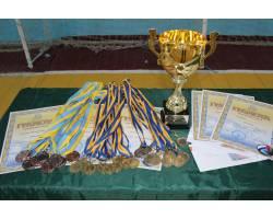 волейбольний турнір «Краща команда року»