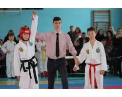 турнір з таеквон-до І.Т.Ф. серед молодших юнаків та юнаків.