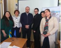 Круглий стіл «Батьки за раннє втручання в Україні»