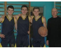 Спортивні змагання з баскетболу