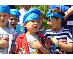 Літній оздоровчий табір з денним перебуванням Чугуївської гімназії № 5  визнано одним з найкращих в Україні