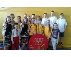 Переможці «Козацького гарту» - учні ЗОШ №1