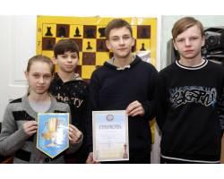 пройшли міські особисто-командні змагання з  шахів