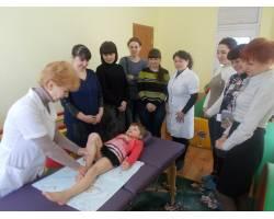 ММО медичних сестер ДНЗ: обговорюємо досвід корекційної роботи з дітьми з особливими потребами