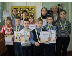 Міські особисто-командні змагання з  шашок