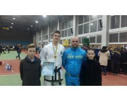 10-12 Февраля 2017 года в г. Черкассы проходил Чемпионат Украины по таеквон-до (и.т.ф.)