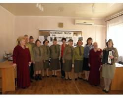 4 травня 2016 року відбулося святкове засідання клубу-спілкування «Затишок»