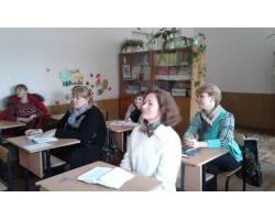 Засідання методичного об\